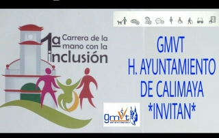 GMVT - 1a Carrera de la mano con la inclusión