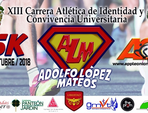 XIII Carrera Atlética de Identidad y Convivencia Universitaria