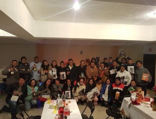 Fiesta de fin de año con el equipo de GMVT